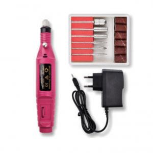 Nail Drill Pink