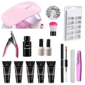 polygel nail professional kit