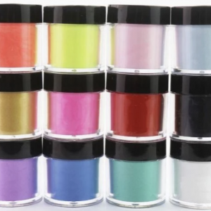 colour acrylic powder