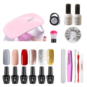 gel polish manicure set